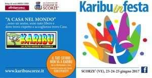 "KARIBU IN FESTA 2017 – ""A casa nel mondo"""